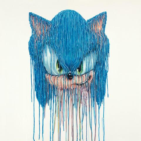 Robert Oxley Sonic Canvas