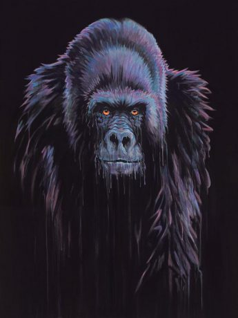 Harambe by Robert Oxley