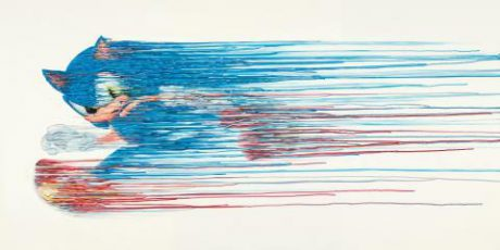 Sonic - Speed of Sound by Robert Oxley