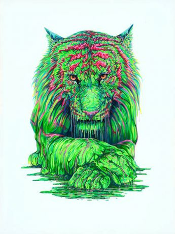 You Wouldn't Like Me When I'm Angry by Robert Oxley